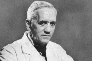 Freemason: Alexander Fleming
