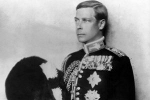 Freemason: Edward VIII in 1935
