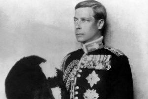 Freemason: Edward VIII in 1935