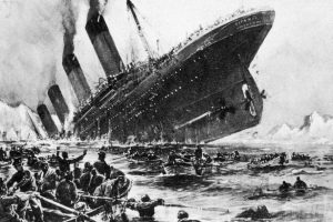 Huge influence: The Freemasons were key in the inquiry of SS Titanic