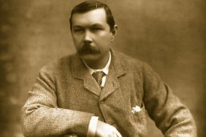 Freemason: Sir Arthur Conan Doyle