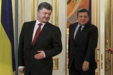 poroshenko barroso ukraine e.u. freemasons