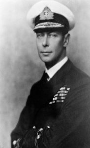 A freemason: King George VI of Great Britain in 1939