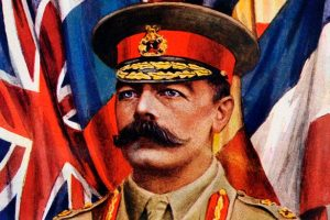 Freemason: Lord Kitchener, Secretary of State at the start of World War One