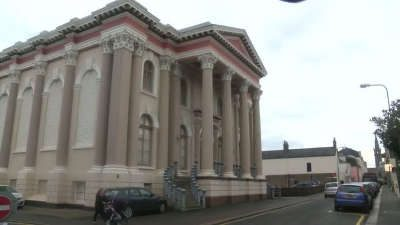 The Freemason lodge in Jersey marked 200 years on the island in 2012