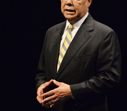 Colin Powell Freemasonry