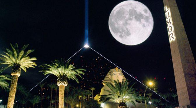 Luxor Las Vegas Freemasonry