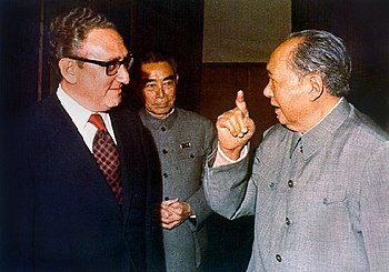 Kissinger_Mao Vietnam