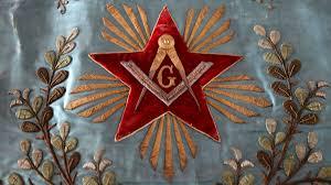 freemasonry communist apron