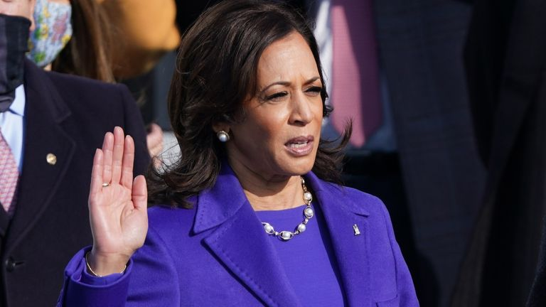 VP Sis. Kamala Harris to campaign with Bro. Gavin Newsom in final stretch before California recall election