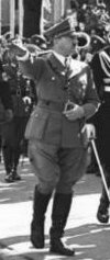 Adolf Hitler, Secret Handsignal, Masonic, Freemasons, Freemasonry, Freemason