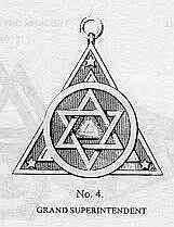 Masonic Hexagram