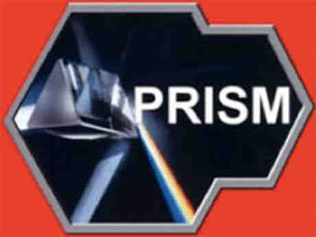 The Prism logo.