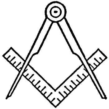 The Square & Compass, Occult, Freemasonry, Freemasons