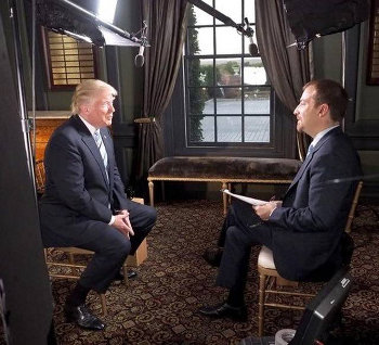 Donald Trump, Chuck Todd, Meet the Press, NBC News, Freemasons, Freemasonry, Masonic Lodge