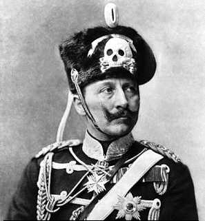 Wilhelm II, Skull and Crossbones, Freemasonry