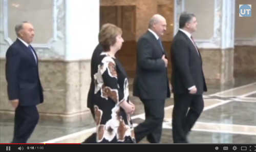 Minsk, Putin, Poroshenko, Lukashenko, Freemasons