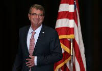 Ashton Carter US Defense Secretary Freemason Handsign
