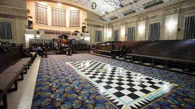 Brisbane Australia Masonic Temple