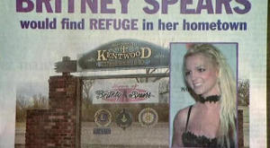 Britney Spears, Hometown Freemasonry