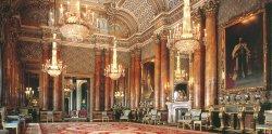Buckingham Palace Room, Masonic Twin Pillars, Freemasons, Freemasonry, Freemason