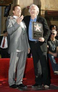 Director James Cameron, Governor Arnold Schwarzenegger, Freemasons, Freemasonry, Freemason