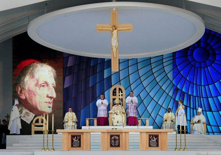 Cardinal Newman Beatification
