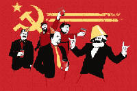 Communist Party Masonic Luminaries