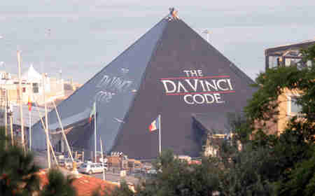 Secrets of Da Vinci Code