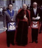 Catholics, Masonic Apron, Freemasons, freemason, Freemasonry
