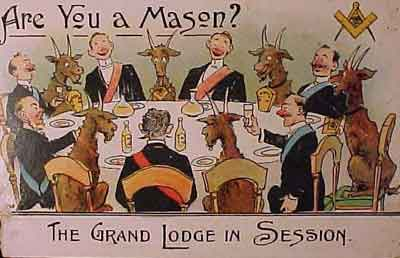 Grand Lodge Goats