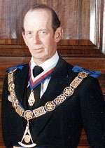 HRH Duke of Kent