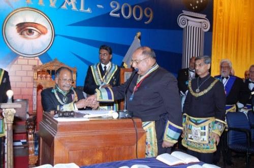 Freemasonry in India