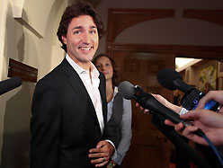 Justin Trudeau, Freemason, Liberal Party
