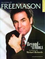 "Michael Richards, Kramer, Freemasonry, Freemasons, Freemason"" class=""responsive"
