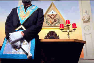Freemasonry HAS 150,000 members