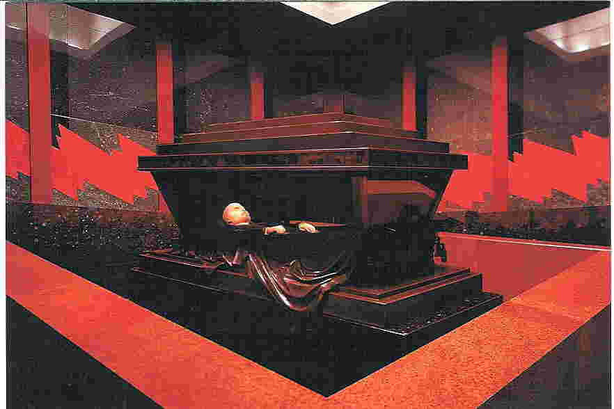 Lenins قبر