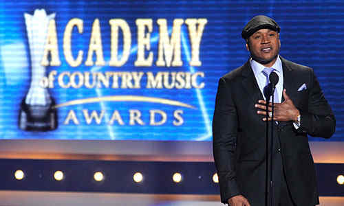 LL Cool J, ACM Awards 2012, freemasonry