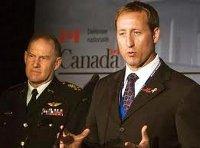 Peter Mackay, Walter Natynzyk, DND Canadian Forces, Freemasons, Freemasonry