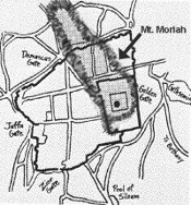 Mt. Moriah Map, Masonic, Freemasons, Freemasonry, Freemason