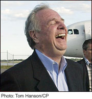 Prime Minister of Canada Paul Martin