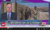 John McCain, CNN, Syria Rebels, Freemasonry, Freemasonry, Masonic Lodge