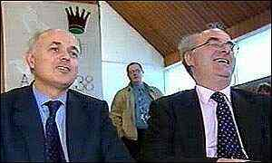 David McLetchie and Iain Duncan Smith