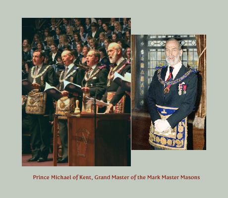 Prince Michel de Kent, duc de Kent