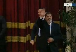 Morsi, Egypt, Cairo University, Muslim Brotherhood, Freemasonry