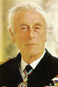 Mountbatten, freemasonry