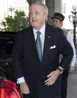 a discussion of martin brian mulroneys work as the prime minister of canada Former prime minister brian mulroney and his wife mila have listed their posh westmount home for $79 million, because, like so many other canadian empty nesters, they appear to be downsizing.