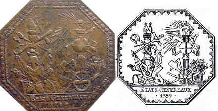 Masonic Emblems on Coins and Medallions during the French Revolution