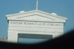 Peach Arch Memorial, Freemasons, Freemasonry, Freemason