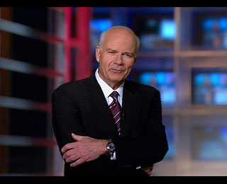 Peter Mansbridge, CBC, National, News